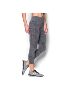 Under Armour Women's  Threadborne Seamless Heathered Crop