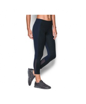 Under Armour Women's  Mirror Feathered Marble Crop