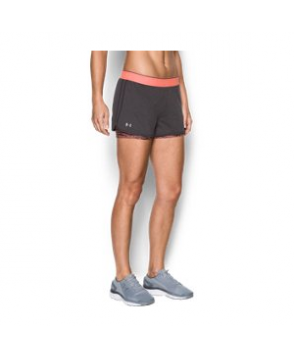 Under Armour Women's  HeatGear Armour 2-In-1 Shorty