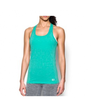 Under Armour Women's  Threadborne Seamless Heathered Tank