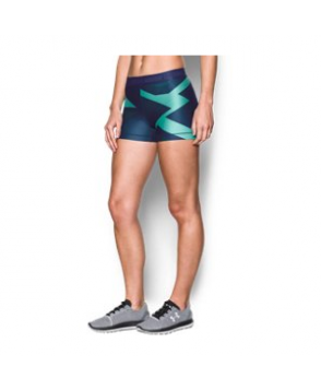 "Under Armour Women's  HeatGear Armour 3"" - Engineered"