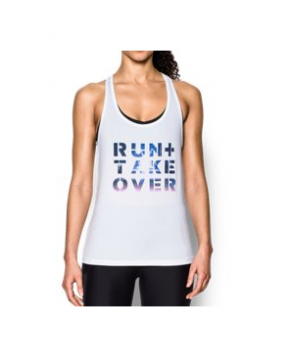 Under Armour Women's  Takeover Run Tank