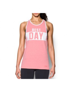 Under Armour Women's  Rest Day Graphic Tank