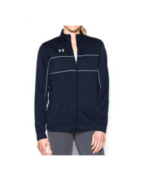Under Armour Women's  Rival Knit Warm Up Jacket