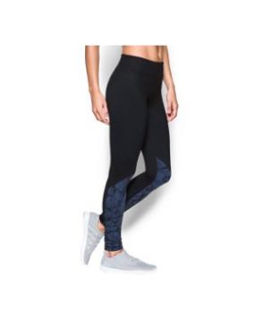 Under Armour Women's  Mirror Stripe Floral Leggings