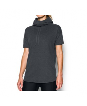 Under Armour Women's  Championship Short Sleeve Hoodie