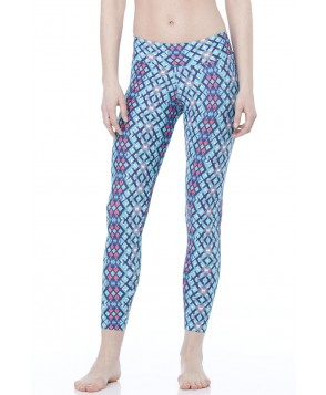 Liquido Double Heart Pattern Legging