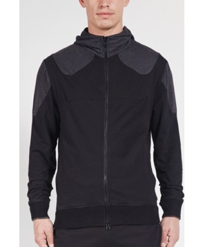 Numberlab Number Lab Space Hoodie - Charcoal