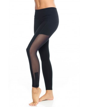 PopFlex Active Adventure Zip Legging