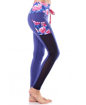 PopFlex Active Draw the Line Legging