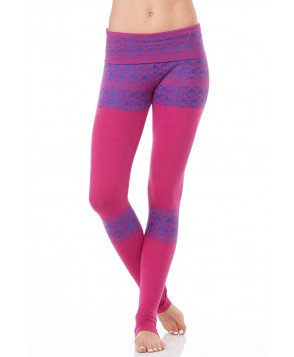 Purusha People Mind's Eye Organic Leggings