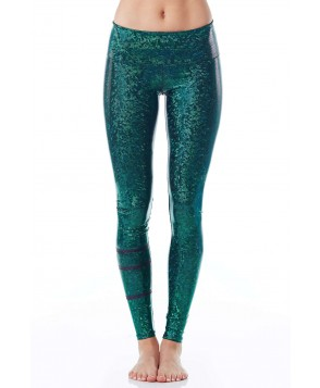 Purusha People Emerald Sea Legging