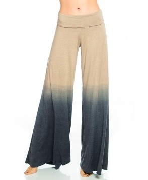 Saint Grace Latte Ombre Wash Carol Pant