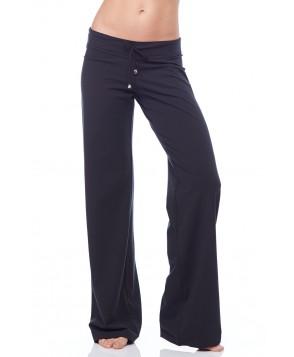 Sandra McCray Flat Drawstring Pant