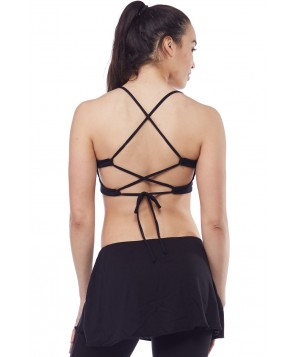 Sense Lace Back Dance Bra