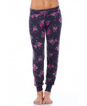 Spiritual Gangster Floral Sweater Knit Lounge Pant