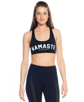 Spiritual Gangster Namaste Paradise Bra