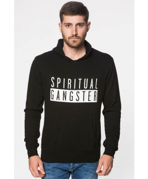 Spiritual Gangster SG Blackout Hoodie