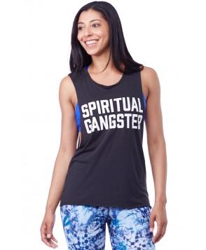 Spiritual Gangster Summer Logo Coachella Tank