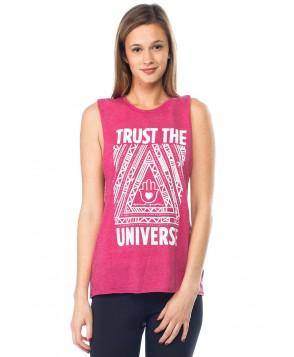 Spiritual Gangster Trust the Universe Festival Tank