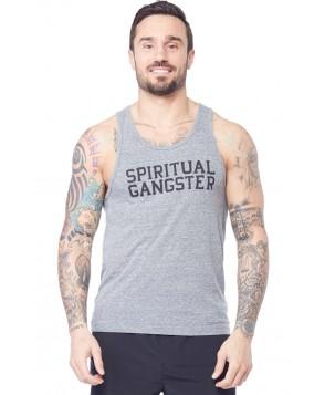 Spiritual Gangster Varsity Logo Tank