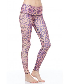 Teeki Purple Awakening Hot Pant