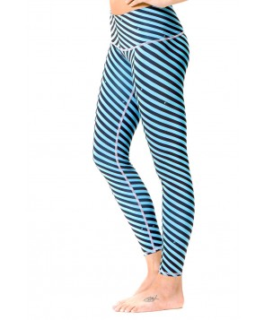 Teeki Teeki Blue Balanced Traveler Hot Pant