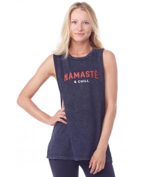 WaffleHaus Namaste & Chill Coachella Tank