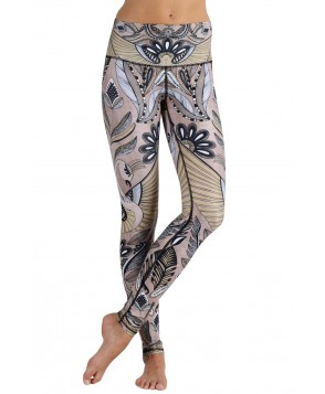 Yoga Democracy Desert Goddess Yoga Legging
