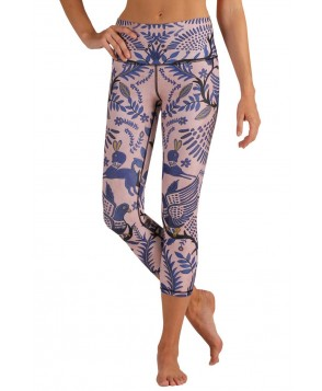 Yoga Democracy Desert Kiss Cropped Legging