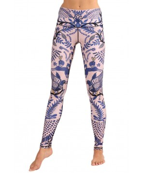 Yoga Democracy Desert Kiss Yoga Legging
