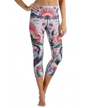 Yoga Democracy Desert Warrior Cropped Legging