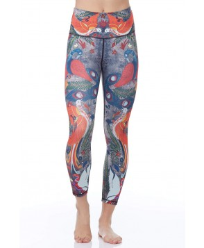 Yoga Democracy Diiso Cropped Legging
