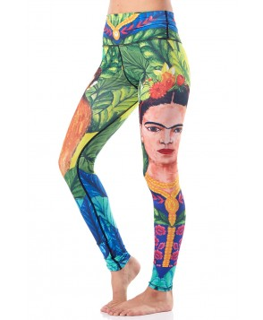 Yoga Democracy Frida Yoga Legging
