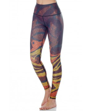 Yoga Democracy Mineral Spirits Yoga Legging
