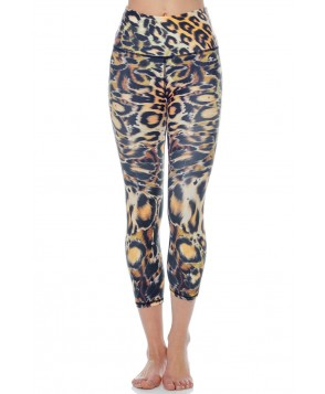 Yoga Democracy Power of Purr-suasion Cropped Legging