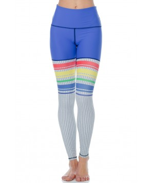 Yoga Democracy Take the Piste Urban Active Legging