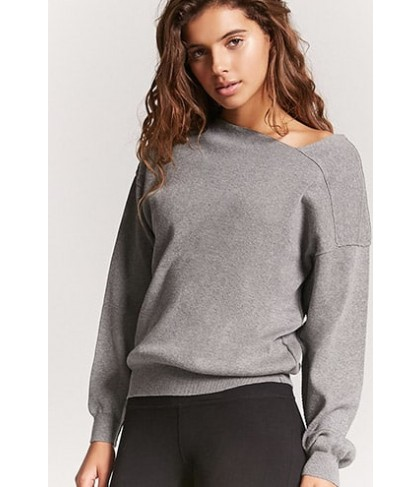 Forever 21 Active Off-the-Shoulder Top