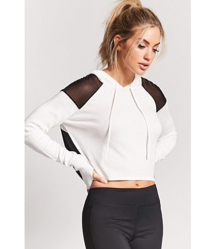 Forever 21  Active Mesh Panel Top