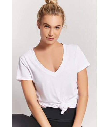 Forever 21 Active Knit Top