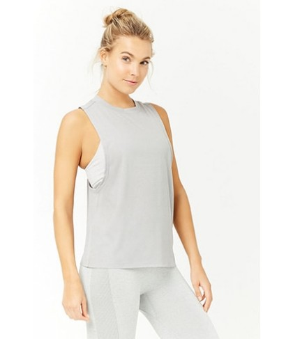 Forever 21  Active Ribbed Muscle Tee