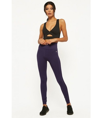 Forever 21  Active Textured Mesh Leggings