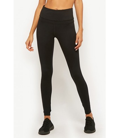 Forever 21  Active High-Waist Leggings