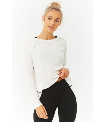 Forever 21  Active Open-Back Top
