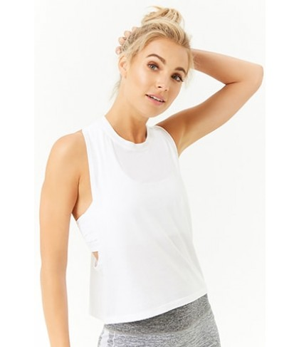 Forever 21  Active Racerback Muscle Tee