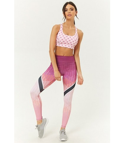 Forever 21  Active Geo Print Leggings