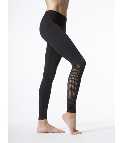 Carbon38 Ankle Mesh Seamless Legging