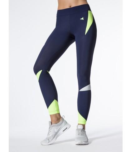 Carbon38 Alice Curve Slash Legging