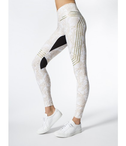 Carbon38 Goldleaf Leggings
