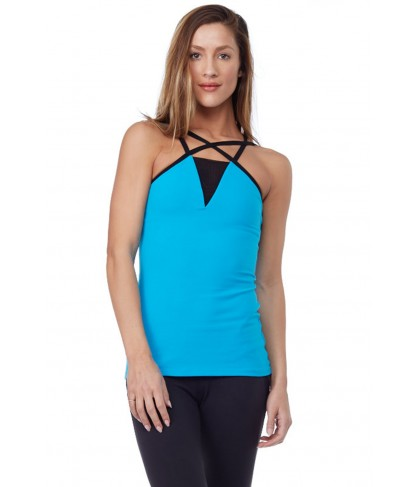 Beyond Yoga Cross Your Heart Cami
